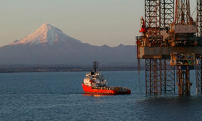 Taranaki takes on oil field clean up