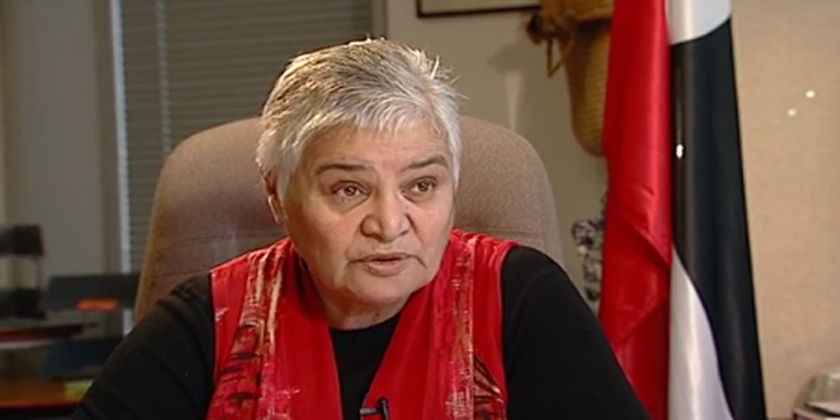Turia bitter at Labour treatment of signature policy