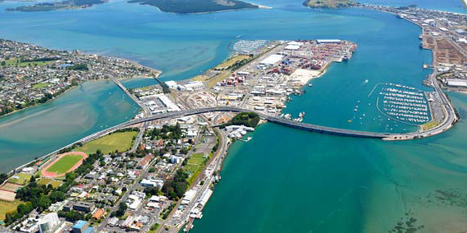 Port dredging conditions could improve harbour life