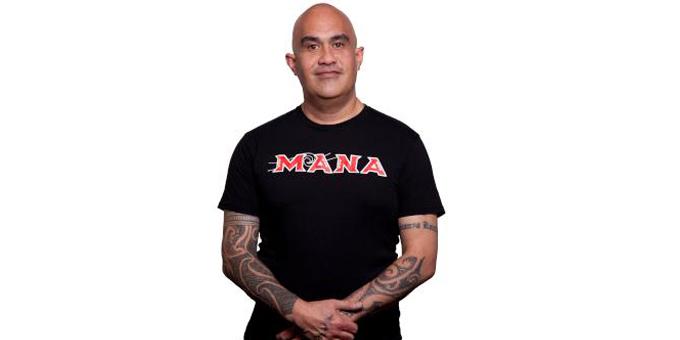Te Hamua Nikora Mana candidate