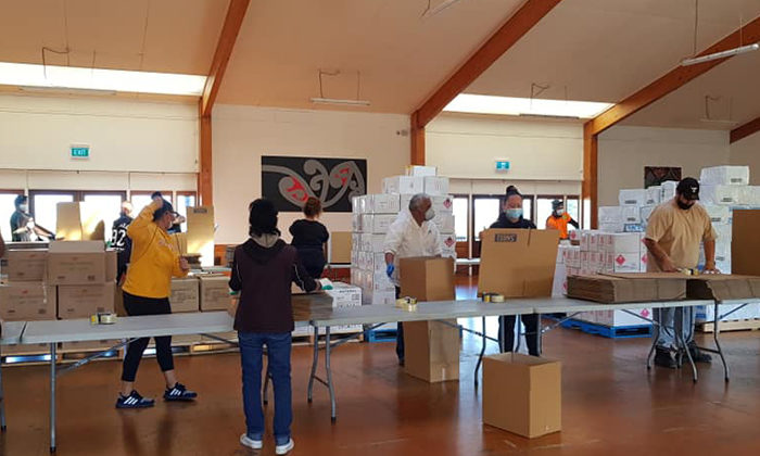 COVID response shows Maori can look after own