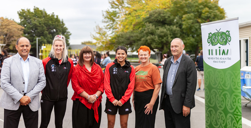 New fund removes barriers to rangatahi sport