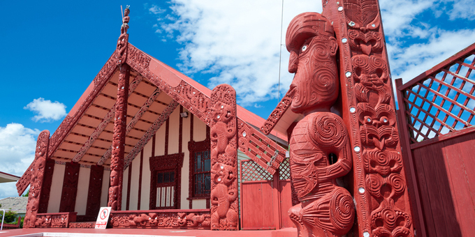 King's sword returned to iwi for safekeeping