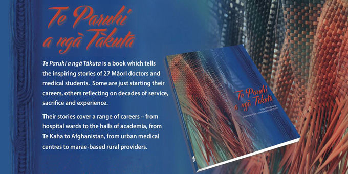 Book to promote medical careers