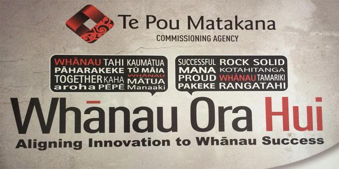 Transforming whanau needs commitment