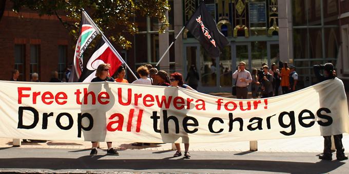 Parole chance for Urewera Four member