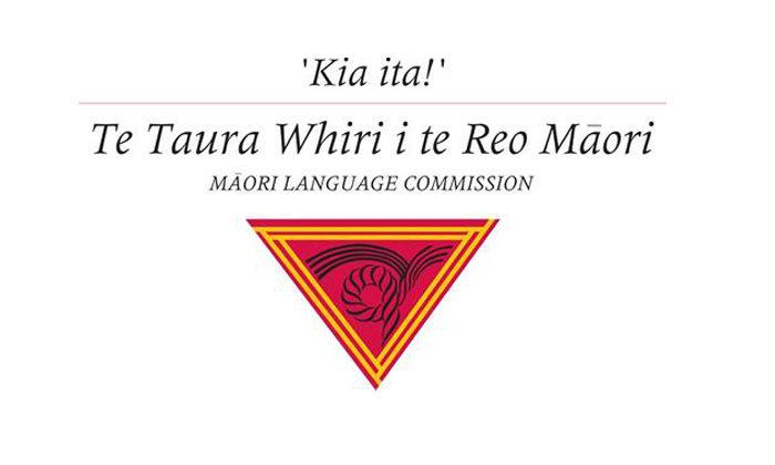 Te Taura Whiri i te Reo Maori interview