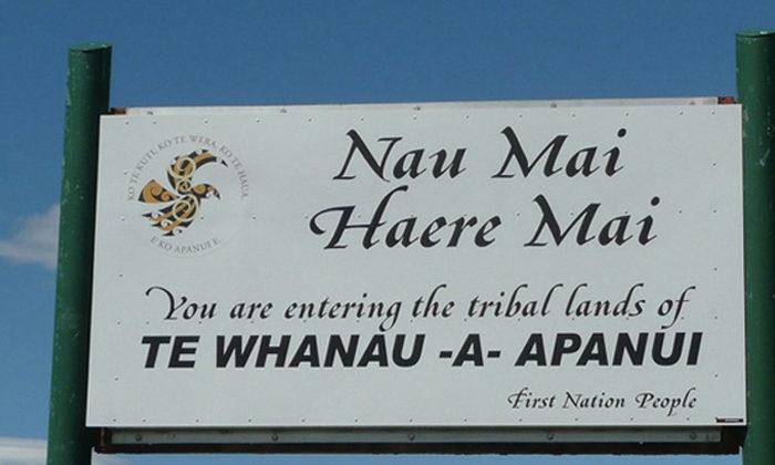 Whanau a Apanui draws up aukati line