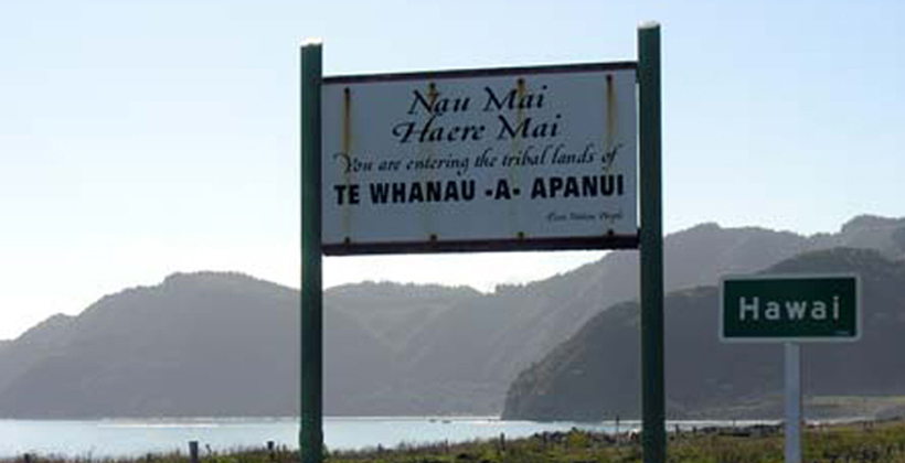 Marae opts for contactless tangi