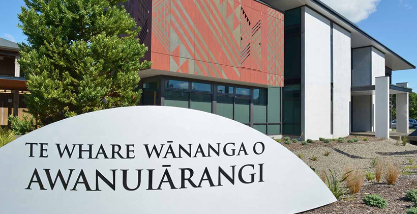 Double graduation for Awanuiarangi