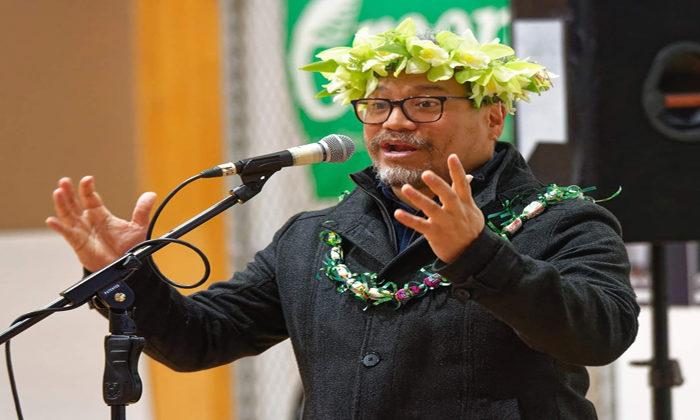 Flag waver boost to Green Maori caucus