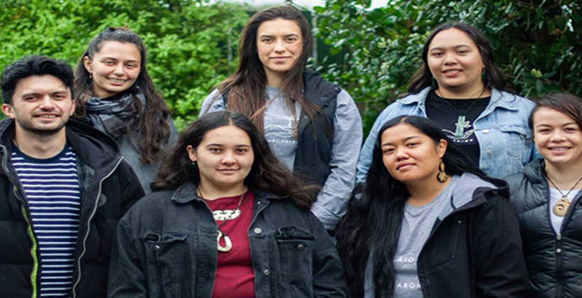 Indigenous rangatahi stand up for climate rules rights