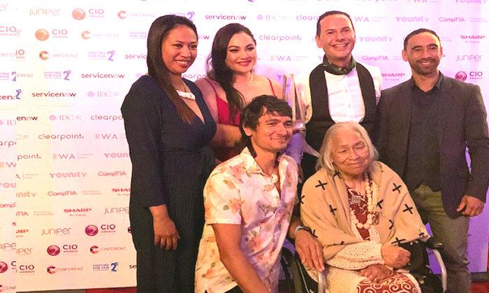 Iwi Radio learning tool earns technology prize