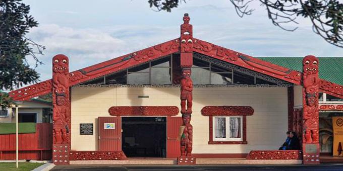 Chair of Te Puea Marae, Hurimoana Dennis