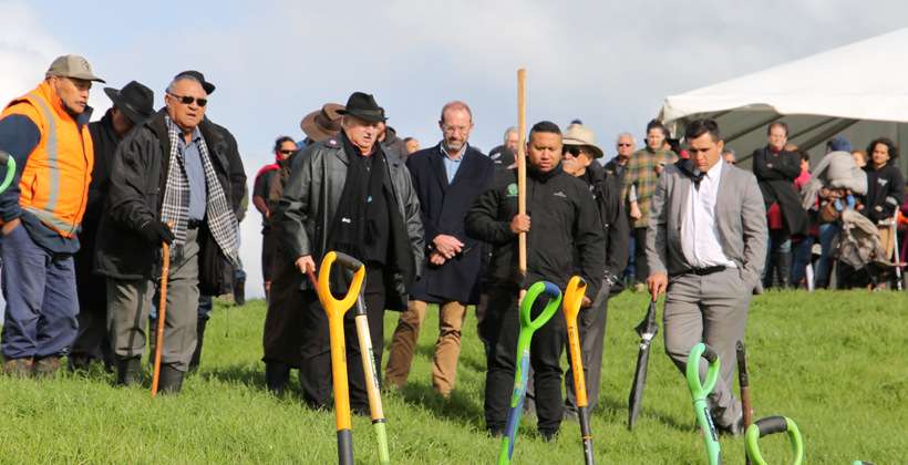 Another milestone as Te Rarawa steps toward horticultural vision for the region