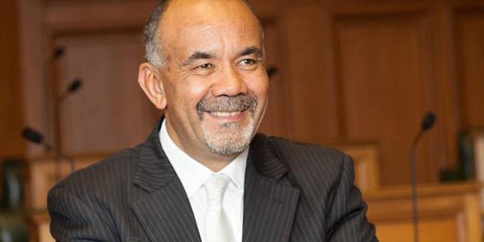 Minister for Maori Development Te Ururoa Flavell on Paakiwaha