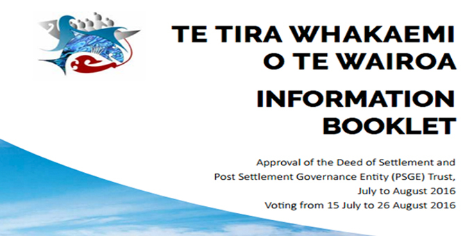 Last call for Wairoa votes