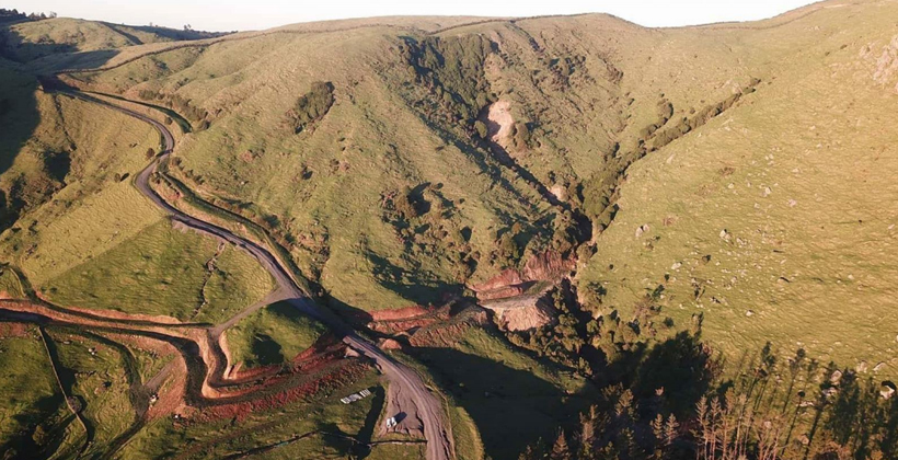 Maunga needs rest after 60 years quarrying