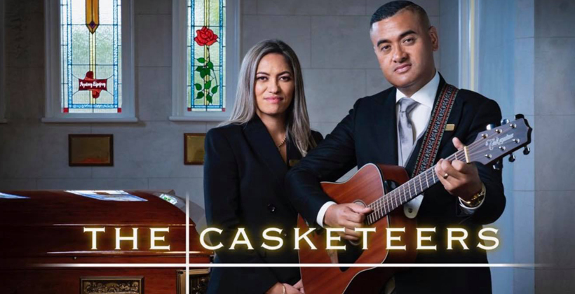 Casketeers dead set for another season