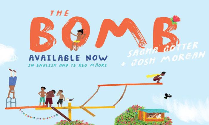 Huia book goes down a bomb