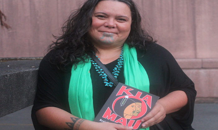 Kia Mau book launch coincides with Tuia250