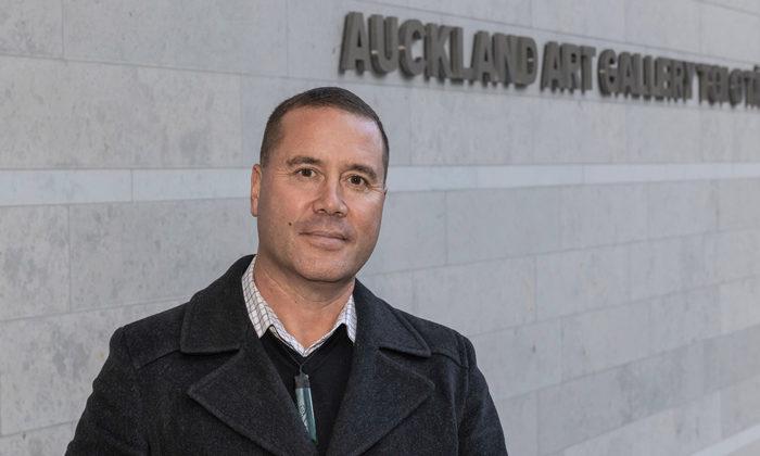 Tom Irvine appointed as Auckland Art Gallery Toi o Tāmaki Deputy Director