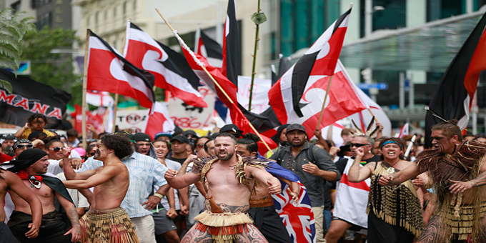 TPPA biggest threat to Maori since James Cook