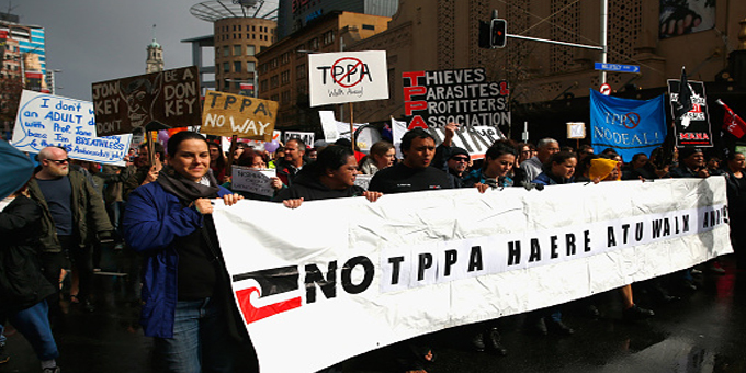 Pressure maintained over TPPA