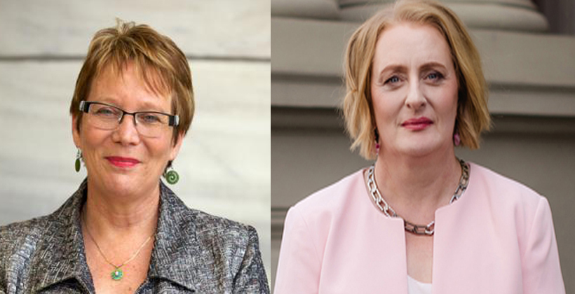 Maori Party Co-leader calls on the PM to sack Tracey Martin and Grainne Moss