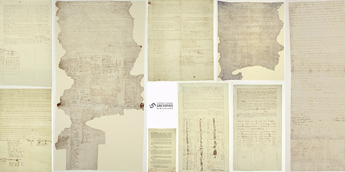 Treaty documents still talking