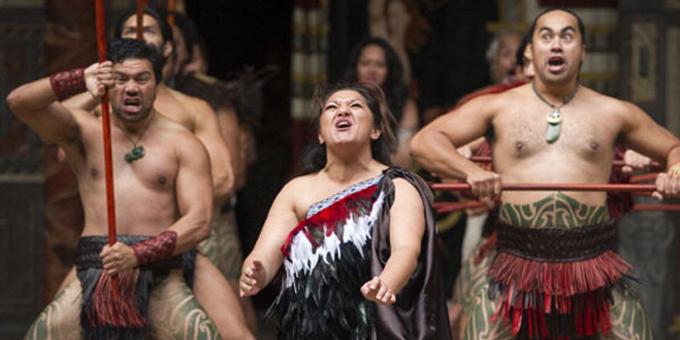 Māori Shakespeare year's best