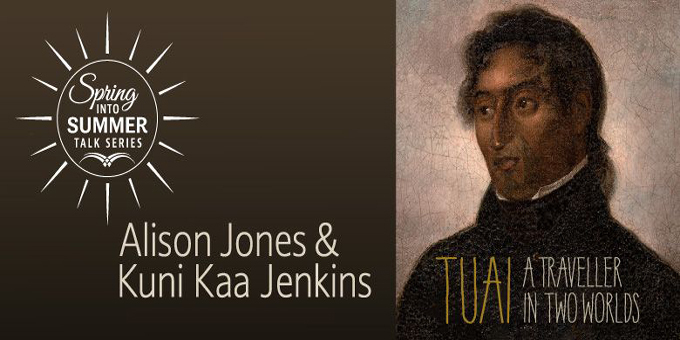 Tuai travels wins book award
