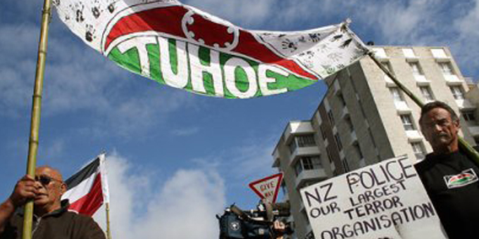 Police prepared to restore relations with Tūhoe
