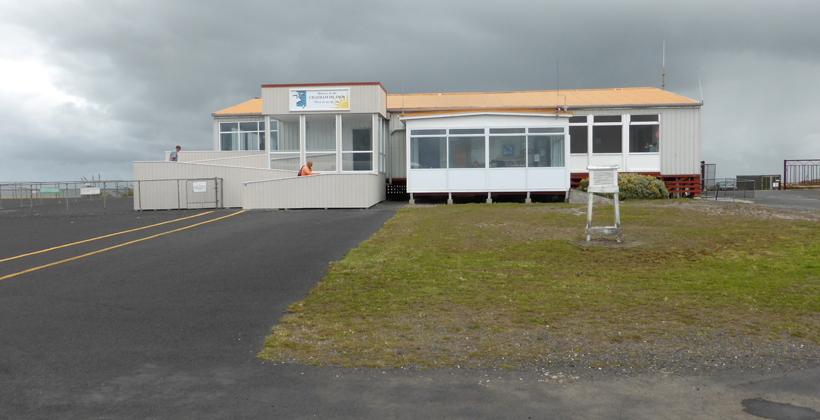 Infrastructure spend up helping Chathams' recovery
