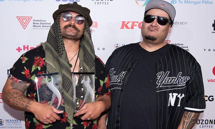 Kingi king of Maori pop