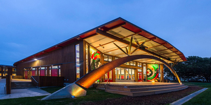 Tuhoe HQ certified as living building