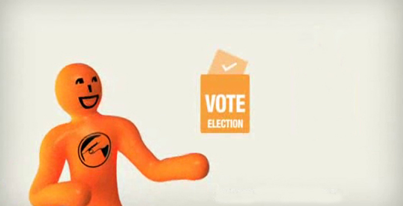 Voters sought to fill electoral rolls