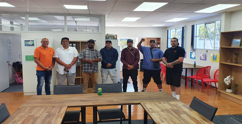 Te ao Maori view helps treat gang survivors