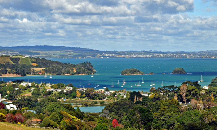 Gin palace park not right for Waiheke