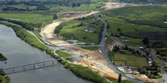 Expressway work wins award for Waikato Tainui