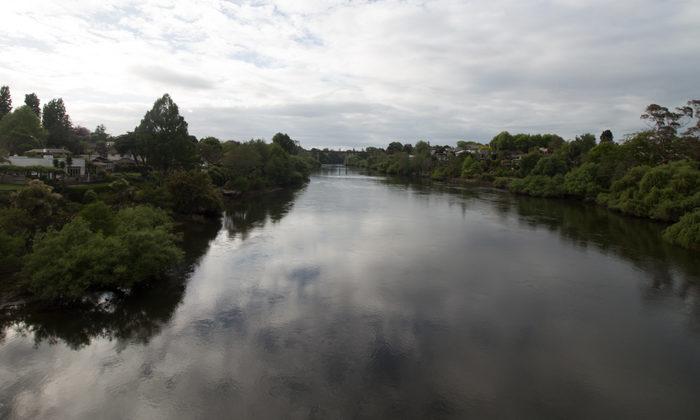 Tribe hostile to Waikato water grab