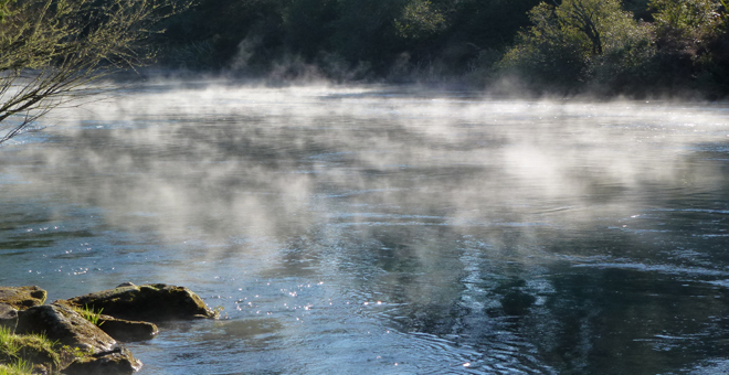 Pare Hauraki get changes to healthy Waikato River plan