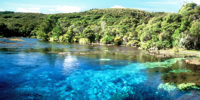 Protection sought for Waikoropupu Springs