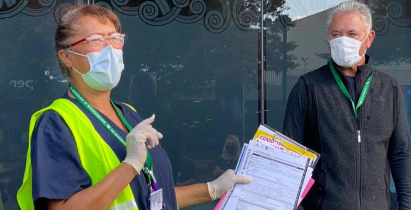 Where the Waipareira Trust pandemic response goes