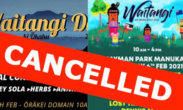 Waitangi ki Manukau cancellation sad but necessary