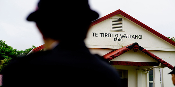 Independence talk to include Waitangi welcome