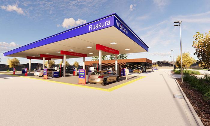 Waitomo flagship tenant for Ruakura superhub