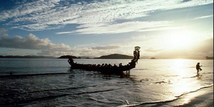 Maori Migration told in short form