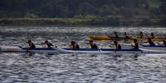 Toughened Te Tii shines at waka ama nationals