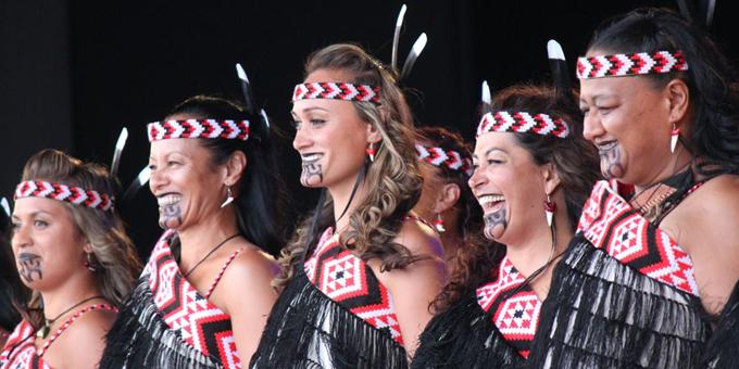Te Matatini 2013 Results